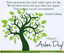 Happy Arbor Day Quotes Images