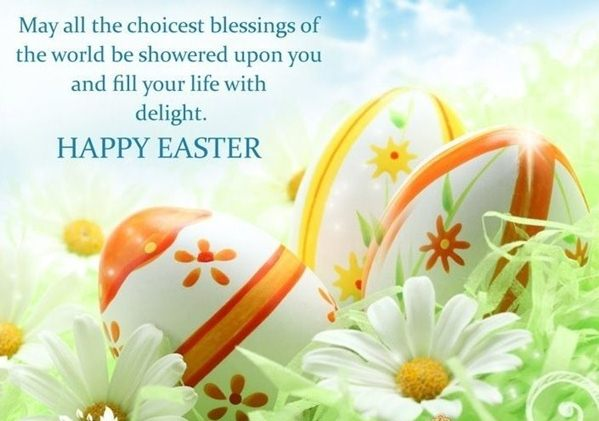 Happy Easter Wishes Images 40114