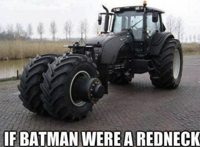 If batman were a redneck Memes