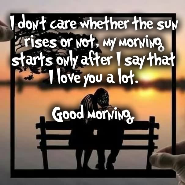 Latest Good Morning Love Quotes