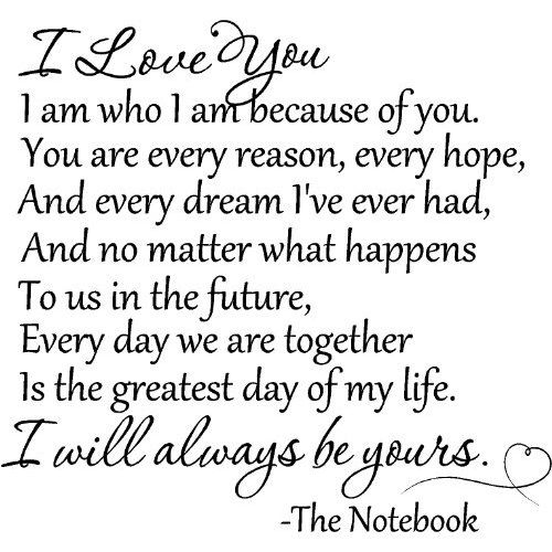 Love Quotes For Husband i love you i am who i am because of you