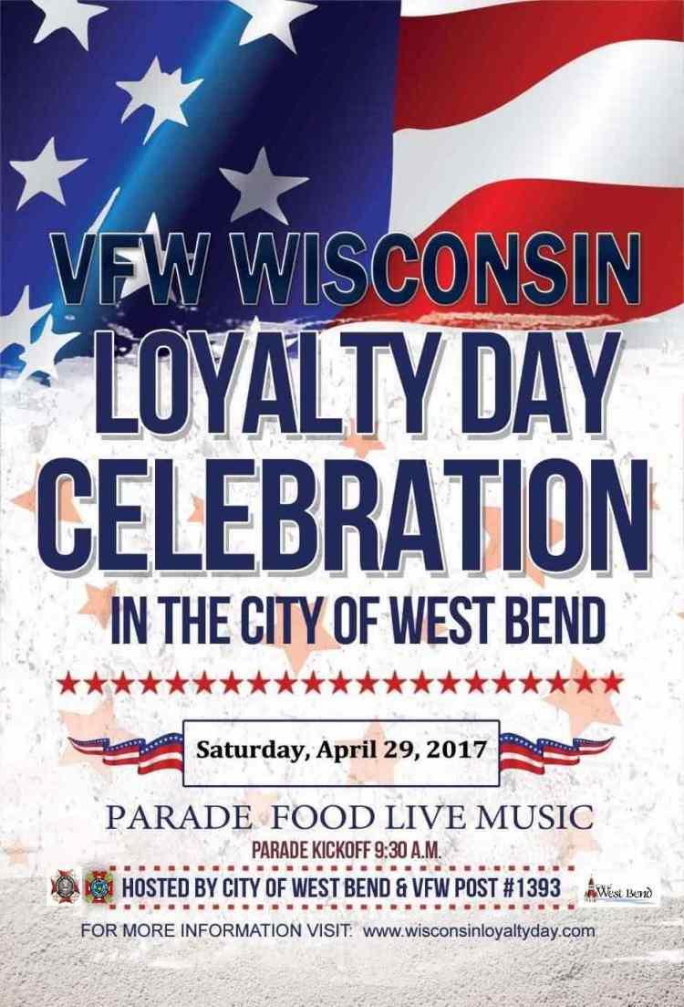Loyalty Day Celebration Message Image