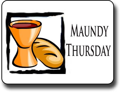 Maundy Thursday Card For Friends