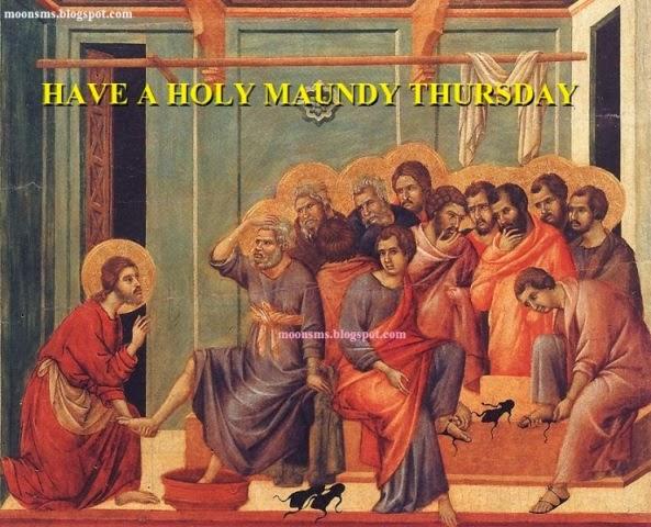 Maundy Thursday Images 01906