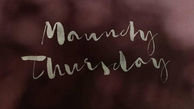 Maundy Thursday Images 01921