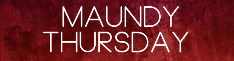Maundy Thursday Images 01933
