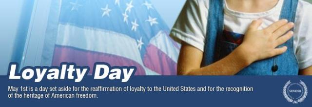 May 1st Loyalty Day Quotes Image
