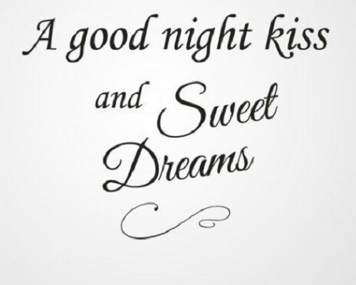 Popular Good Night Love Quotes