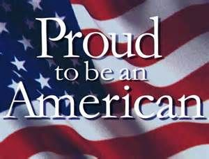 Proud To Be American Happy National Loyalty Day Greetings Message Image