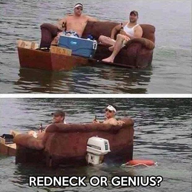 Redneck Meme Redneck or genius