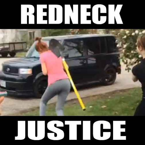 Redneck justice Pumpkin Meme