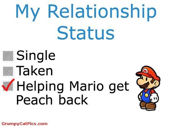 Relationship Meme My relationship status single taken
