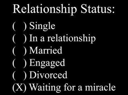 Relationship status single in a relationship married Relationship Meme