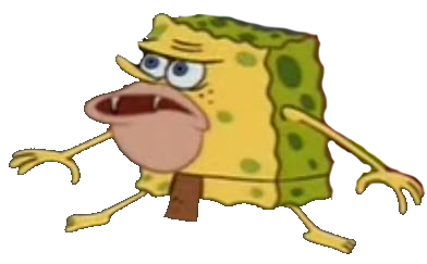 Spongegar Meme Funny