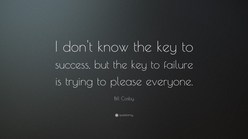 Success Quotes i don t' know the key to success but the key to