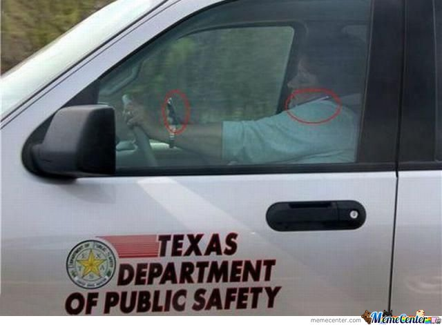 Texas department of public safety Safety Meme