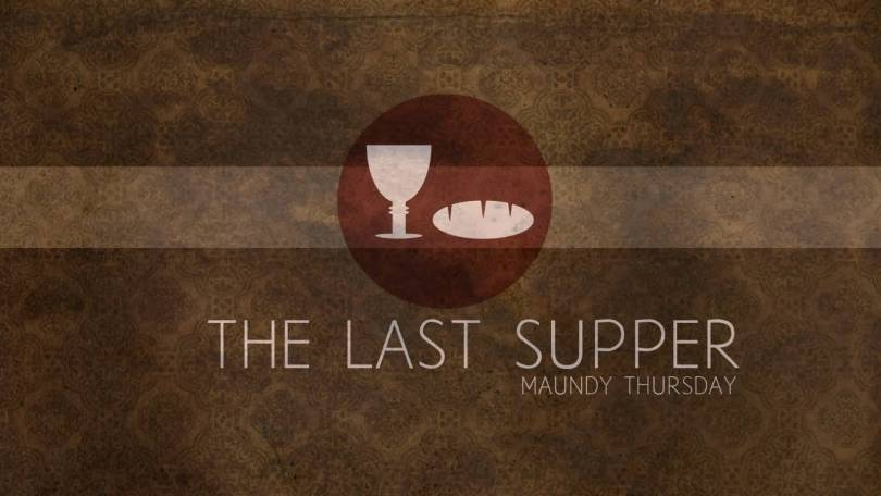 The Last Supper Maundy Thursday Best Wishes Greetings Images