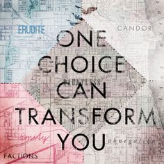 Transform Quotes One choice can transform you