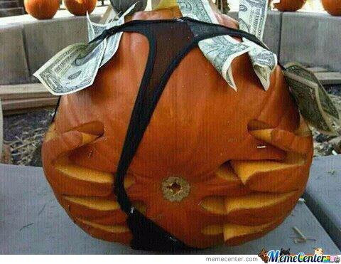 Very funny Pumpkin Meme