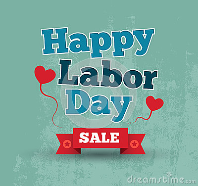 Wish You Happy Labor's Day Sale Picture