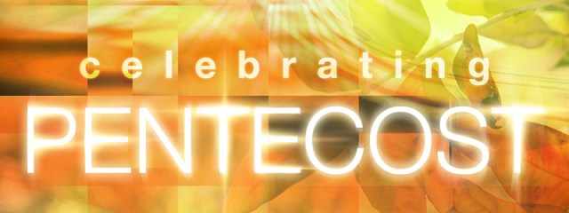 Celebrating Pentecost Wishes Message Image