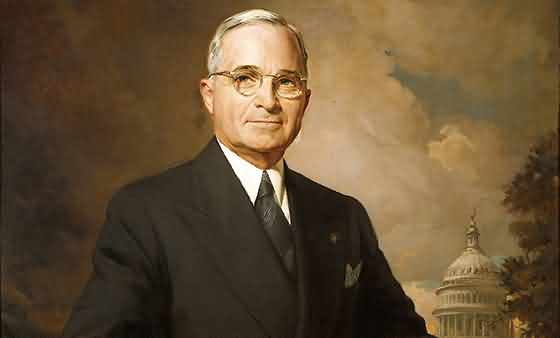 Happy Truman Day 801