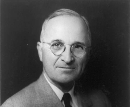 Happy Truman Day 821