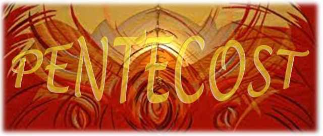 Pentecost Greetings Cover Image
