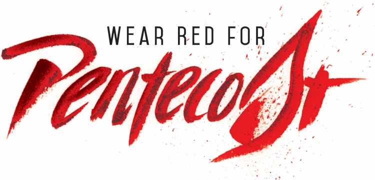 Wear Red For Pentecost Images