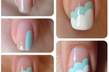 Easy Beginners Nail Art