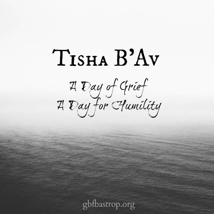 14 Tisha bav Images