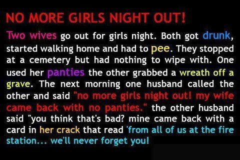 35 Girls Night Out Quotes
