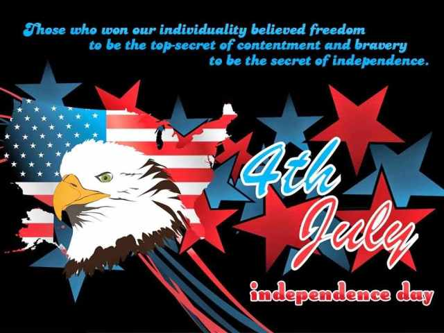 4th July Independence Day Wishes Message And Quotes Image