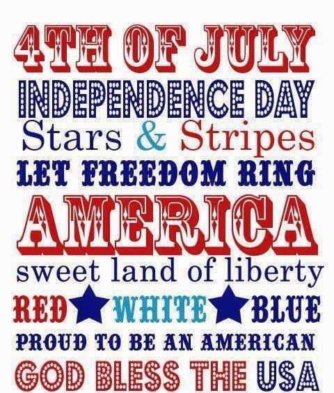 4th July Wishes Greetings Quotes Image