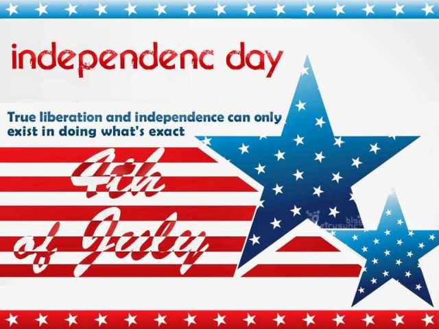 4th Of July Happy Independence Day Wishes Message Wishes Card For Friends