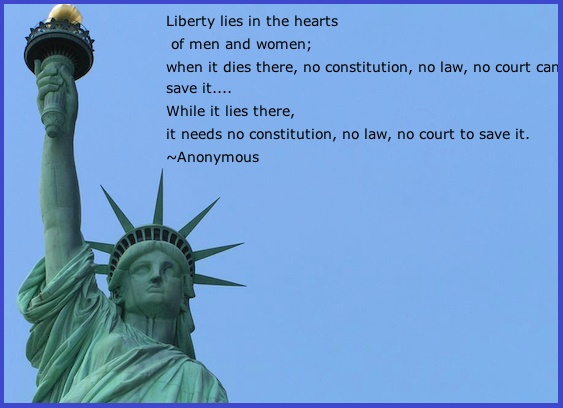 4th Of July Liberty Quotes Happy Independence Day Wishes Image