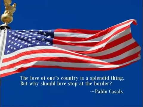 Best Independence Day Greetings Quotes By Pablo Casals Image