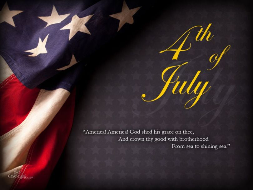 Best Wishes 4th Of July Greetings Wishes Quotes Image
