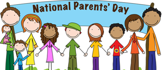 Celebrate Happy Parents Day Greetings and Wishes Image