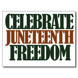 Celebrate Juneteenth Freedom Message For Friends