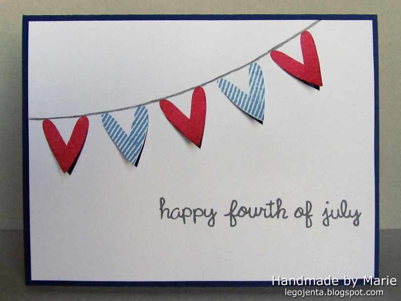 Happy 4th July Wishes Greetings Card Image