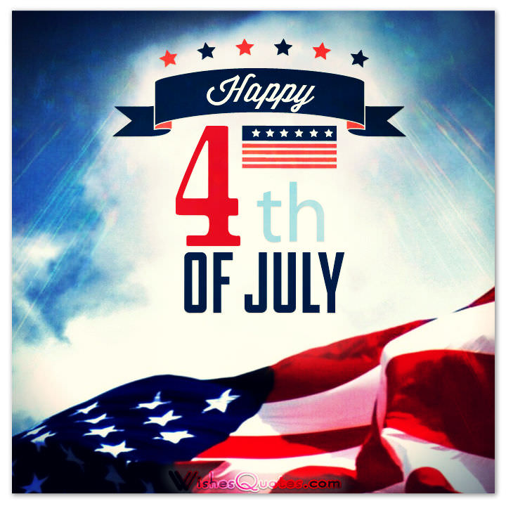 Happy Independence Day 4th Of July Greetings Wishes Message Wallpaper
