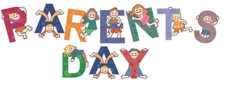 Happy Parents Day Greeting Card Image