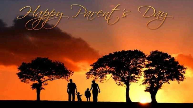 Happy Parents Day To My Precious Mom And Dad Greetings Images