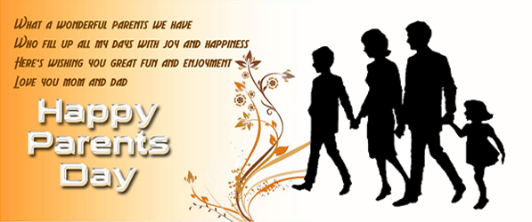 Happy Parents Day Wishes And Quotes Message Image