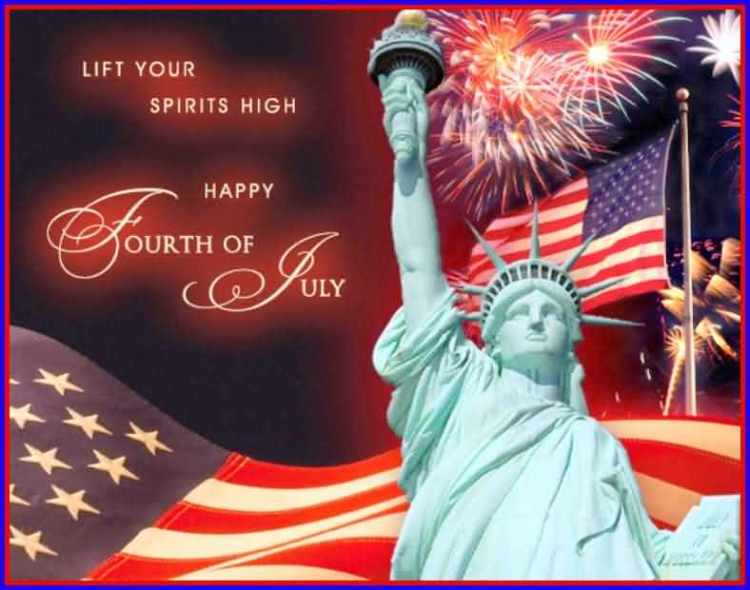 Have A Happy 4th of July Best Wishes Image