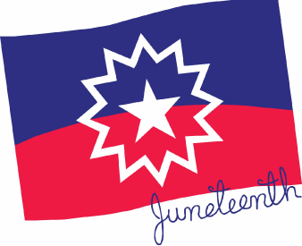 Juneteenth Symbol Message Image