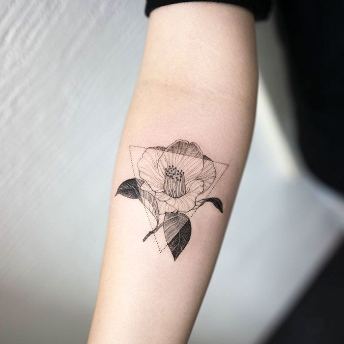Minimalist and Delicate Tattoos