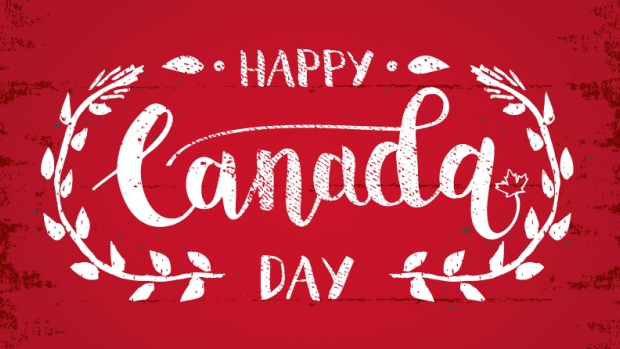 Wish You Happy Canada Day 1st July Wishes Message Image