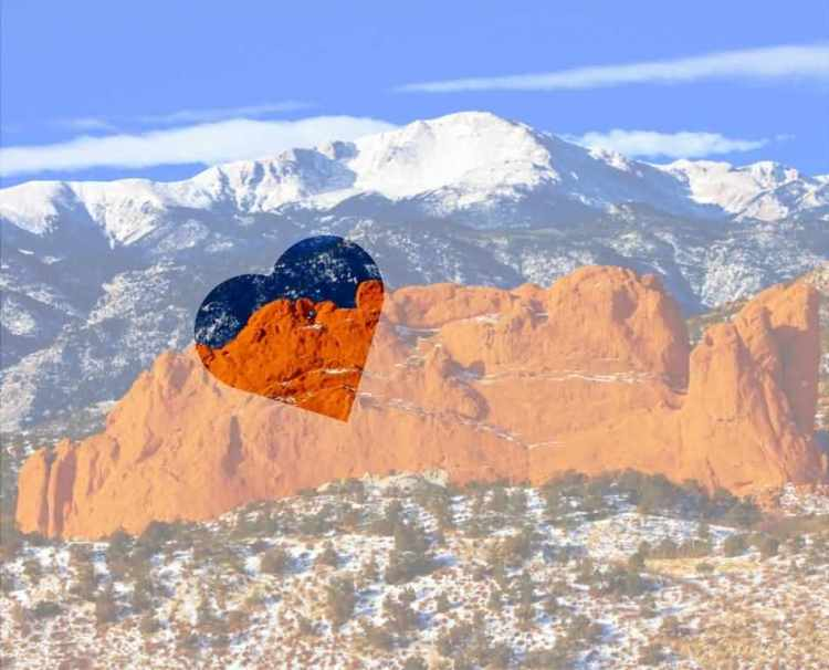 Celebrate Colorado Day Wishes Image